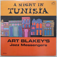 Art Blakey's Jazz Messengers ‎/ A Night In Tunisia (RCA Victor LPM-2654) mono