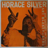 Horace Silver  – Horace Silver Trio(Blue Note – BLP 1520)mono