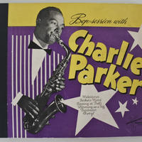 The Charlie Parker All-Stars ‎– Bop-session With Charlie Parker(Metronome ‎– A3)mono