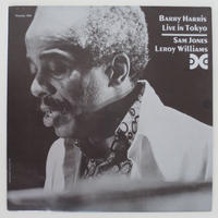 Barry Harris – Live In Tokyo(Xanadu Records – Xanadu 130)stereo