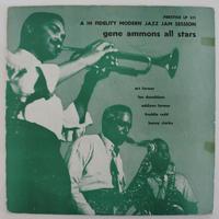 Gene Ammons – A High Fidelity Modern Jazz Jam Session( Prestige – LP 211)mono
