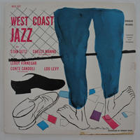 Stan Getz‎– West Coast Jazz ( Norgran Records ‎– MG N-1032 ) mono