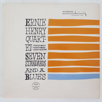 Ernie Henry Quartet ‎– Seven Standards And A Blues(Riverside Records ‎– RLP-12-248)mono