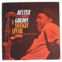 Dexter Gordon  – A Swingin' Affair(Blue Note – BLP 4133)mono