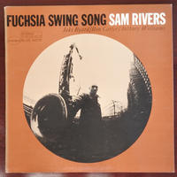 Sam Rivers  – Fuchsia Swing Song (Blue Note – BST 84184)stereo