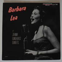 Barbara Lea  ‎– Barbara Lea With The Johnny Windhurst Quintets(Prestige ‎– PRLP 7065)mono