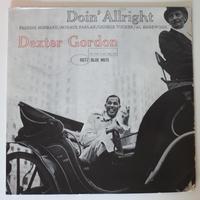 Dexter Gordon  – Doin' Allright (Blue Note – BLP 4077)mono