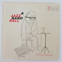 Terry Gibbs ‎– A Jazz Band Ball( Mode Records ‎– MOD-LP 123)mono