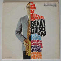 Benny Golson  ‎– The Other Side Of Benny Golson(Riverside Records ‎– RLP-12-290 )mono