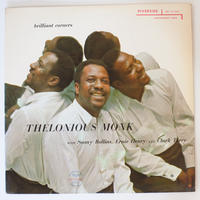 Thelonious Monk  ‎– Brilliant Corners(Riverside Records ‎– RLP 12-226 )mono