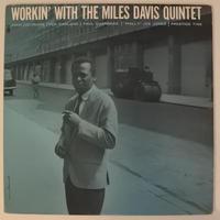 Miles Davis Quintet – Workin' With The Miles Davis Quintet(Prestige – PRLP 7166)mono
