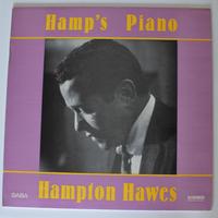 Hampton Hawes  – Hamp's Piano(SABA – SB 15 149 ST )stereo
