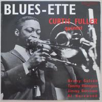 Curtis Fuller Quintet / Blues-Ette(仏Savoy SA 6022)mono