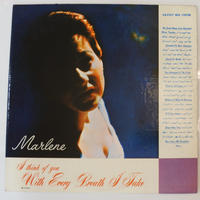 Marlene ‎– I Think Of You With Every Breath I Take (Savoy Records ‎– MG-12058)mono