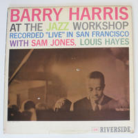Barry Harris  – At The Jazz Workshop (Riverside Records – RLP 326)mono