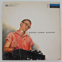 Eddie Costa Quintet  – Eddie Costa Quintet ( Mode Records MOD LP 118 ) mono