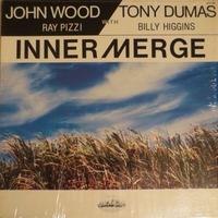 John Wood / Inner Merge (Los Angeles Phonograph Records – LAPR 1005) stereo