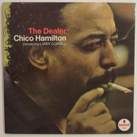 Chico Hamilton ‎– The Dealer(Impulse! ‎ AS-9130)stereo