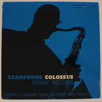 Sonny Rollins – Saxophone Colossus (Prestige – LP 7079) mono