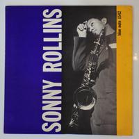 Sonny Rollins  – Sonny Rollins Volume 1 (Blue Note – BLP 1542)mono