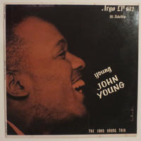 The John Young Trio ‎– Young John Young(Argo Records ‎– LP 612)mono