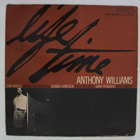 Anthony Williams  ‎/ Life Time (Blue Note 84180) stereo