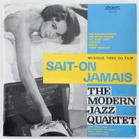 The Modern Jazz Quartet ‎– Sait-On Jamais( Atlantic ‎– 332 025)mono