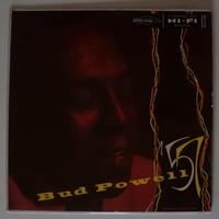 Bud Powell  – Bud Powell '57 (Norgran Records – MG N-1098 )mono