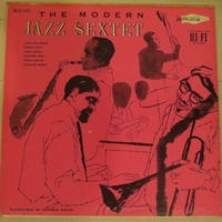 Dizzy Gillespie / The Modern Jazz Sextet (Norgran MG N-1076) mono