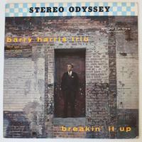 The Barry Harris Trio  – Breakin' It Up(Argo – LP-644-S)stereo