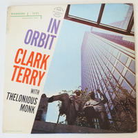 Clark Terry With  Thelonious Monk  ‎– In Orbit(Riverside Records ‎– RLP 12-271)mono