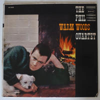 The Phil Woods Quartet ‎– Warm Woods(Epic ‎– LN 3436)mono