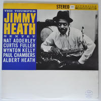 Jimmy Heath Sextet  ‎– The Thumper (Riverside Records ‎– RLP 1160)stereo