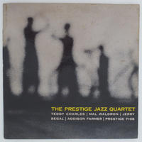 The Prestige Jazz Quartet ‎– The Prestige Jazz Quartet  (Prestige 7108) mono
