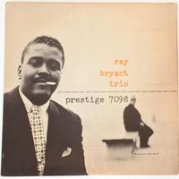 Ray Bryant Trio  – Piano Piano Piano Piano...(Prestige – PRLP 7098)mono