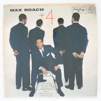 Max Roach – +4(EmArcy – MG 36098)mono
