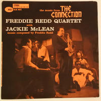 "Freddie Redd Quartet With Jackie McLean ‎– The Music From ""The Connection""(Blue Note ‎– 84027)stereo"