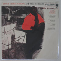 Jimmy Rushing And His Orchestra ‎– Little Jimmy Rushing And The Big Brass(Columbia CL 1152)mono