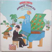 Stan Getz Presents Jimmie Rowles / The Peacocks (Columbia JC 34873) stereo