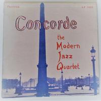 The Modern Jazz Quartet  – Concorde(Prestige – PRLP 7005)mono