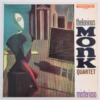 Thelonious Monk Quartet – Misterioso(Riverside Records – RLP 12-279)mono