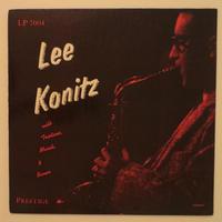 Lee Konitz With Tristano, Marsh & Bauer – Subconscious-Lee(Prestige – LP 7004)mono