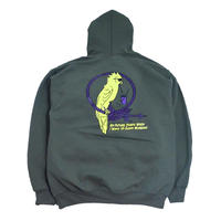 OldGoodThings SWEAT HOODIE (FUTURE) MIDNIGHT GREEN