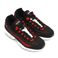 NIKE (AIR MAX 95 ESSENTIAL) BLACK RED
