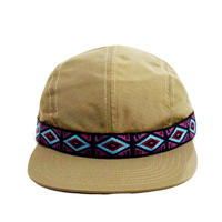 Only NY (4 Panel Cap) COYOTE