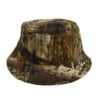 NO BRAND (BUCKET HAT) CAMO(B)
