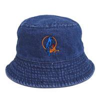 OldGoodThings BUCKET HAT (FUTURE-SP VER.) BLUE DENIM