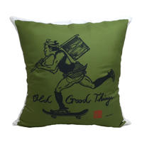 O.G.T CUSHION (OLD&NEW)