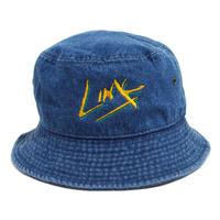 O.G.T BUCKET HAT (LINK) BLUE DENIM