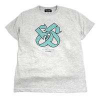 WEST HARLEM S/S T-SHIRTS (5TH ANNIVERSARY) GREY